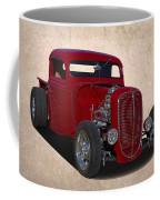 1937 Ford Truck Coffee Mug