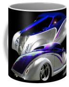 1937 Striped Coupe Coffee Mug