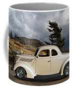 1939 Chevrolet Coupe Coffee Mug