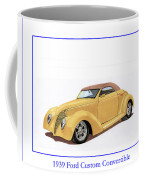 1939 Ford Custom Street-rod Convert Coffee Mug