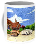 1939 Lincoln Zephyr  Family Home Coffee Mug
