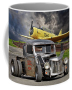 1940 Ford Rat Rod Pickup IIi Coffee Mug