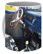 1940 Ford Truck Interior Coffee Mug