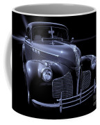 1940 Torpedo Coupe B/w Coffee Mug