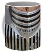 1941 Chevy - Chevrolet Pickup Grille Coffee Mug