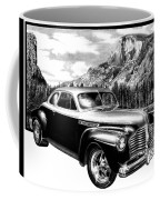 1941 Roadmaster - Half Dome Coffee Mug
