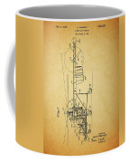1943 Helicopter Patent Coffee Mug
