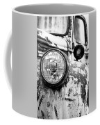 1946 Chevy Work Truck - Headlight Detail Coffee Mug