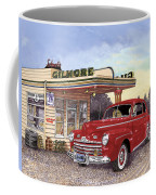 1946 Ford Deluxe Coupe Coffee Mug