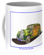 1947 Bentley Shooting Brake Coffee Mug