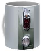 1947 Chrysler Tail Lights Coffee Mug
