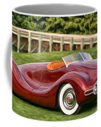1948 Buick Streamliner Coffee Mug