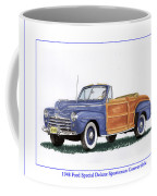 1948 Ford Sportsman Convertible Coffee Mug