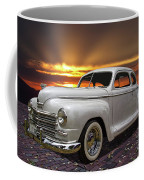 1948 Plymouth Two Door Coupe Coffee Mug
