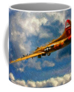 1949 Boeing B-17b Flying Fortress Coffee Mug
