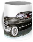1949 Cadillac Sedanette Coffee Mug