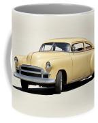 1949 Chevrolet Custom Fleetline Sedan II Coffee Mug