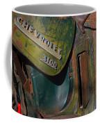 1950 Chevrolet Pickup Truck Emblem Coffee Mug