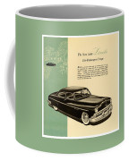 1950 Lincoln 6 Passenger Coupe Coffee Mug
