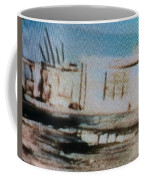 1950's - At The Hopi Village Coffee Mug