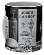 1950's Drive-in Coffee Mug