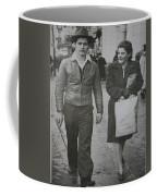 1950s Fashion Coffee Mug