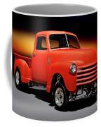 1951 Chevrolet 'gasser Style' Pickup I Coffee Mug