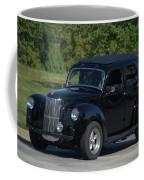 1951 English Ford Prefect Street Rod Sedan Coffee Mug