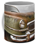 1951 Nash Ambassador Hydramatic Front End Coffee Mug