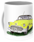 1952 Buick Special Coffee Mug