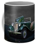 1952 Mg Td Roadster Coffee Mug