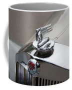 1952 Triumph Renown Limosine Radiator Cap Coffee Mug