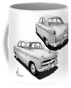 1952 Willys  Coffee Mug