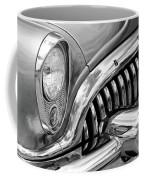 1953 Buick Chrome Bw Coffee Mug