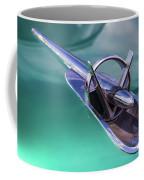 1953 Buick Super Hood Ornament Coffee Mug