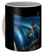 1953 Jaguar 120m  Coffee Mug