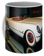 1954 Chevrolet Corvette Convertible Coffee Mug