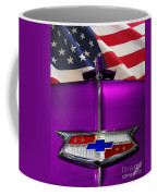 1954 Chevrolet Hood Emblem Coffee Mug