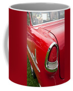 1955 Chevrolet Bel Air Tail Light Coffee Mug