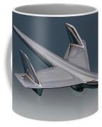 1955 Chevrolet Hood Ornament Coffee Mug