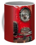 1955 Chevy Bel Air Headlight Coffee Mug