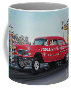 1955 Chevy Gasser Coffee Mug