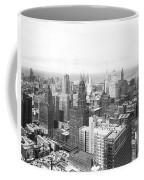 1955 Downtown Chicago Coffee Mug