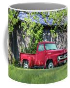 1955 Ford F100 Truck Coffee Mug