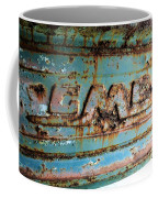 1955 Gmc Truck Tailgate Coffee Mug