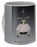1955 Mercedes Benz Gull Wing 300 S L  Coffee Mug