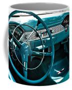 1956 Chevrolet Belair Interior Hdr No 1 Coffee Mug