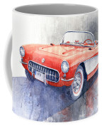 1956 Chevrolet Corvette C1 Coffee Mug
