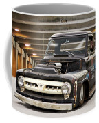 1956 Ford F100 'workingmans' Pickup I Coffee Mug