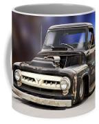 1956 Ford F100 'workingmans' Pickup II Coffee Mug